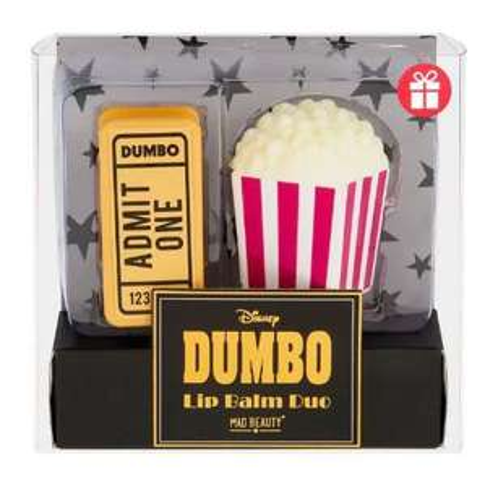 Dumbo Ticket and Popcorn Lip Balm Duo Gift Set £2.40 at Debenhams