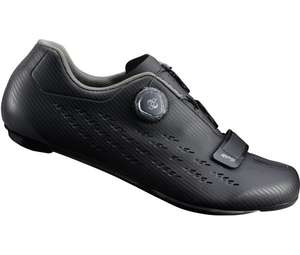 Shimano RP5 (RP501) SPD-SL Shoes 2018, £68.74 (possible £10 discount for new users and quidco 4%) at Chain Reaction Cycles
