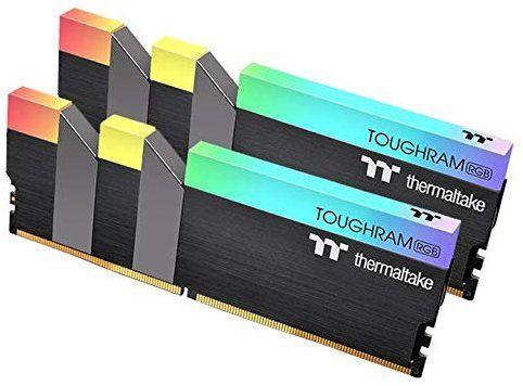 Thermaltake Toughram RGB 16GB (2x8GB) DDR4 £78.68 at Amazon Spain