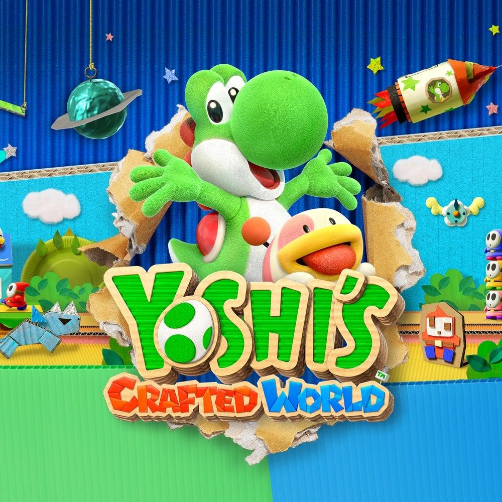 Yoshi's Crafted World (Nintendo Switch) for £33.29 @ Nintendo eShop