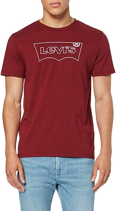 Levi's Men's Housemark Graphic Tee 100% Cotton T-Shirt - Medium now £11.84 (Prime) + £4.49 (non Prime) at Amazon