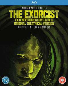 The Exorcist [1973] [Region Free] (Blu-ray) £5.99 @ Entertainment Store [Ebay]