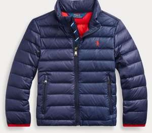 BOYS 1.5-6 YEARS Packable Quilted Down Jacket £59.50 at Ralph Lauren Shop