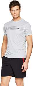 Under Armour Men's Ua Speed Stride Short-Sleeve Shirt - Large now £9.01 (Prime) + £4.49 (non Prime) at Amazon