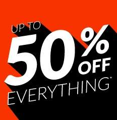 Up to 50% off Sale with free delivery / Click & Collect / Returns @ Animal