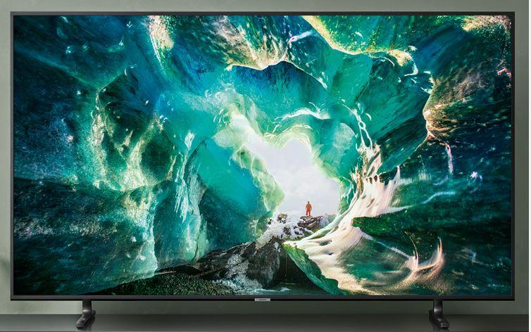 "Samsung UE65RU8000 65"" Smart 4K Premium UHD TV with HDR10+ £699 at ao.com"
