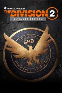 Tom Clancy's The Division® 2 - Ultimate Edition £19.19 with Xbox live gold / £28.79 @ Microsoft Store