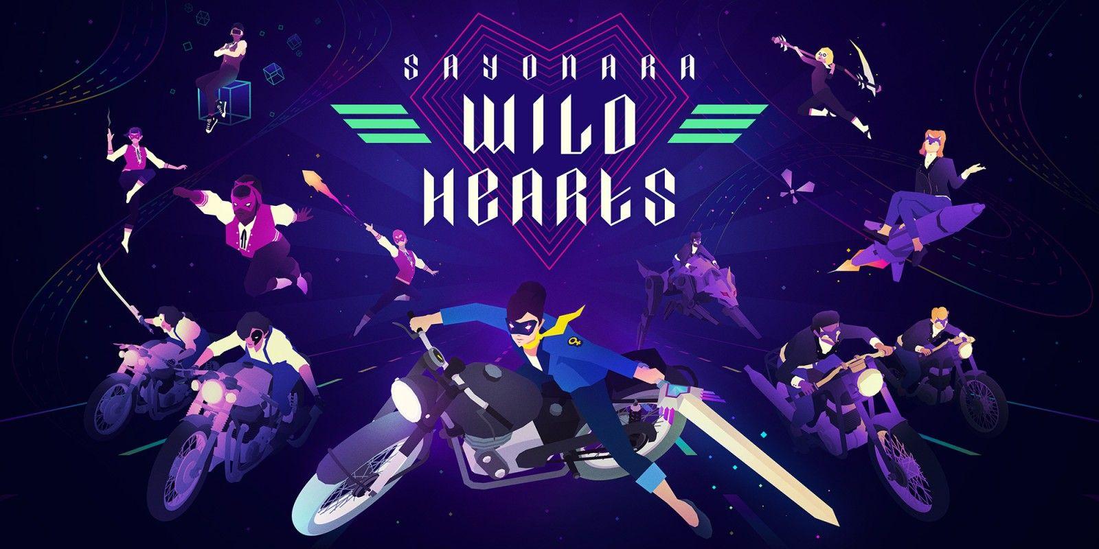 Sayonara Wild Hearts £7.69 @ Nintendo eshop