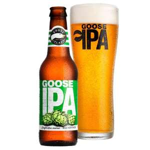 Free pint of Goose Island IPA craft beer lager at Revolution with Revs app