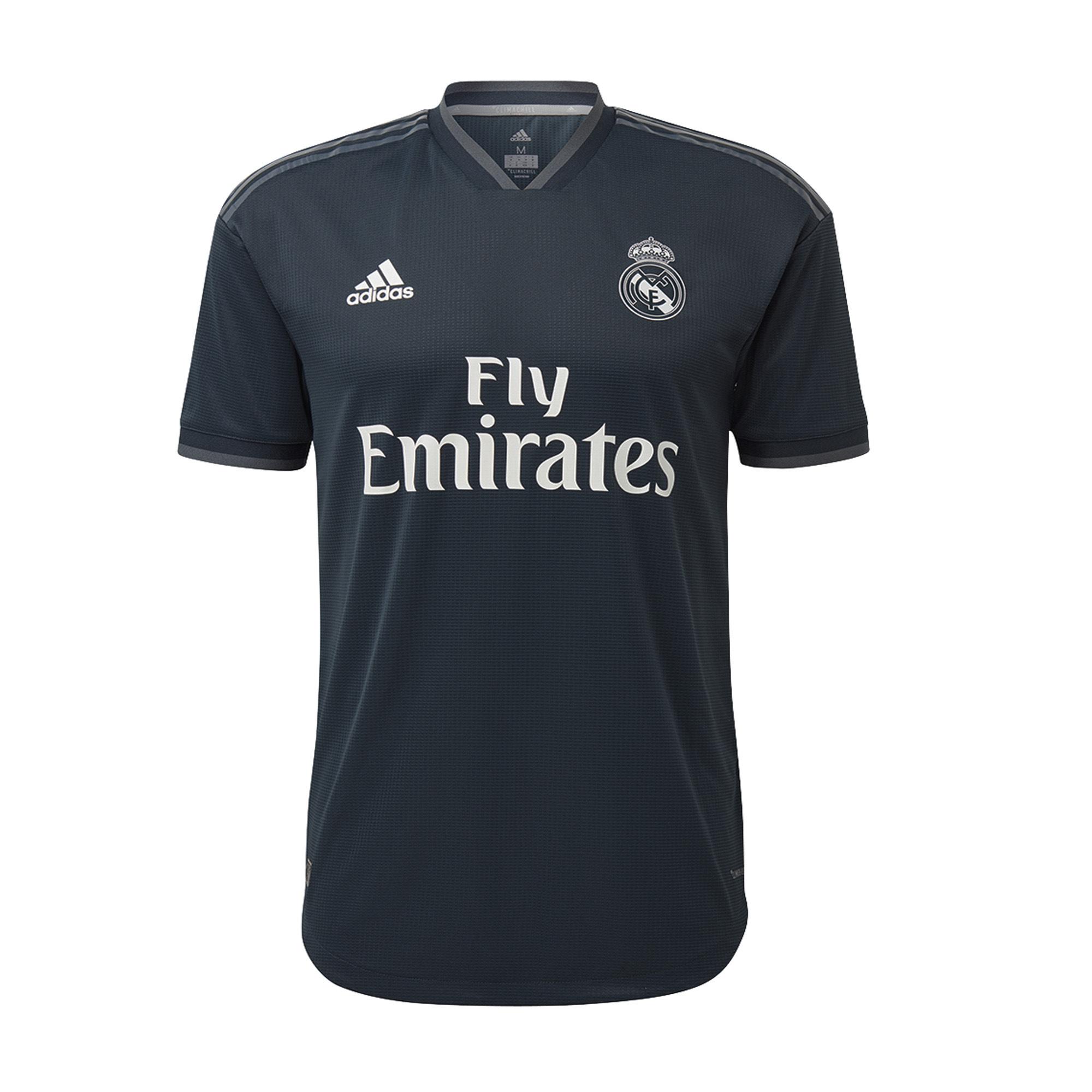 Real Madrid Away Shirt Mens 18/19 @ DW Sports