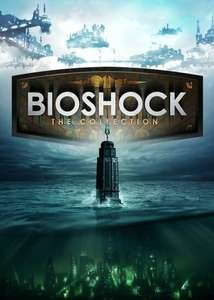 BioShock: The Collection Remastered (Steam PC) - £5.68 with code @ Eneba