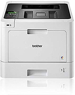 Brother HL-L8260CDW A4 Colour Laser Printer £180.20 + £100 cashback @ Amazon