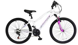 Muddyfox Trinity Hardtail 24 inch Mountain Bike £109.99 @ Argos