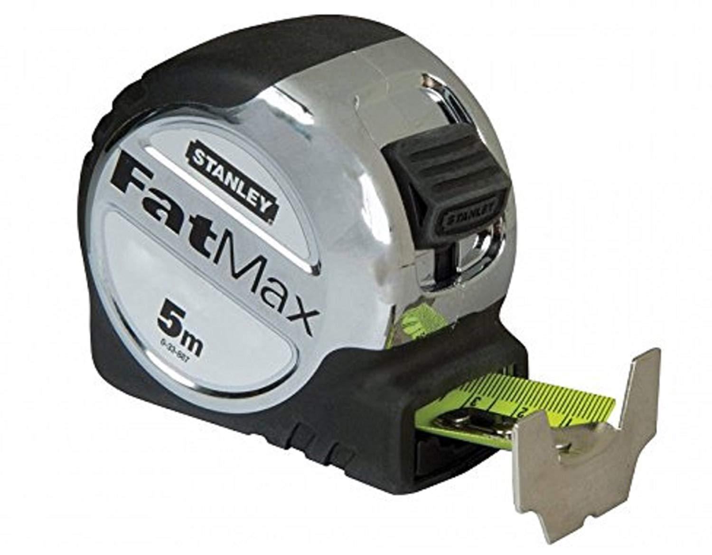 Stanley 033887 FatMax Tape Rule 5m £9 (Prime) £13.49 (Non-Prime) @ Amazon