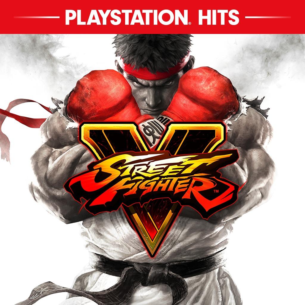 Street Fighter 5 PS4 Online £6.49 PSN