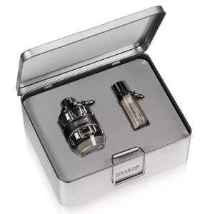 Viktor & Rolf Spicebomb Duo EDT Gift Set - includes 110ml (90ml Large + 20ml Travel Size) - £48 delivered @ Boots Shop