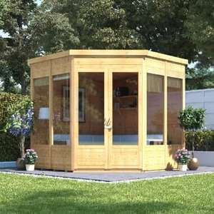 15% off £250 spend on Garden Buildings /sheds / Play Houses with Voucher Code @ Garden Buildings Direct.