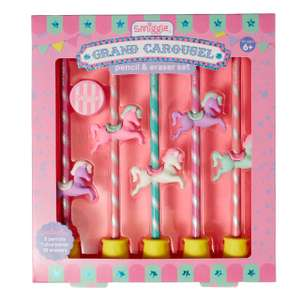 Ride Pencil And Eraser Gift Box Set £8.00 each buy 2 for £5.00. Delivery £4.99 or free over £50.00 @ Smiggle