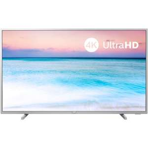 """Philips 55PUS6554 55"""" Smart 4K Ultra HD TV with HDR10+, Dolby Vision, Dolby Atmos and Freeview Play £369 @ AO"""