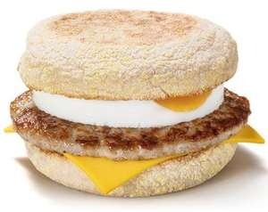 Free McDonald's McMuffin @ McDonald's app