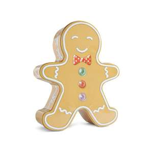 Primark gingerbread man biscuits and tin now £2 (Swansea)