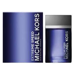 Michael Kors Extreme Speed EDT 120ml £39.99 delivered @ The Perfume Shop