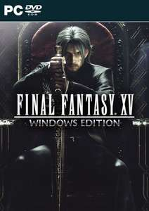 Final Fantasy XV 15 Windows Edition PC (Steam) £12.50 @ Green Man Gaming