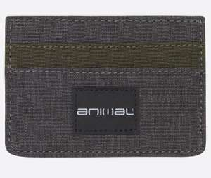 Animal emphatic card wallet now £4.90 delivered 2 colours @ Animal