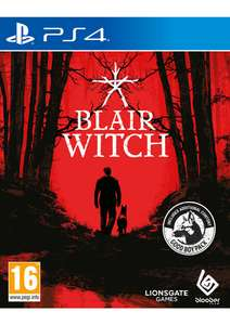 Blair Witch (PS4/Xbox One) £19.95 Delivered (Preorder) @ The Game Collection