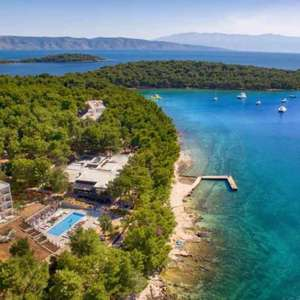 6 Nights Hvar Croatia All Inclusive May - 3 people (2a/1c) 4* Hotel + Luton Rtn Flights = £176pp (£528 total) @ Voyage Prive