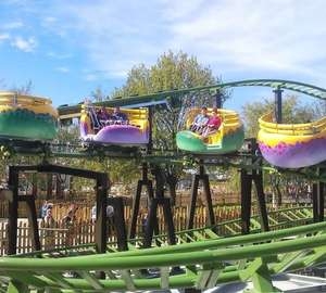 Half price Flamingo Land Family pass - £25 @ Planet Radio