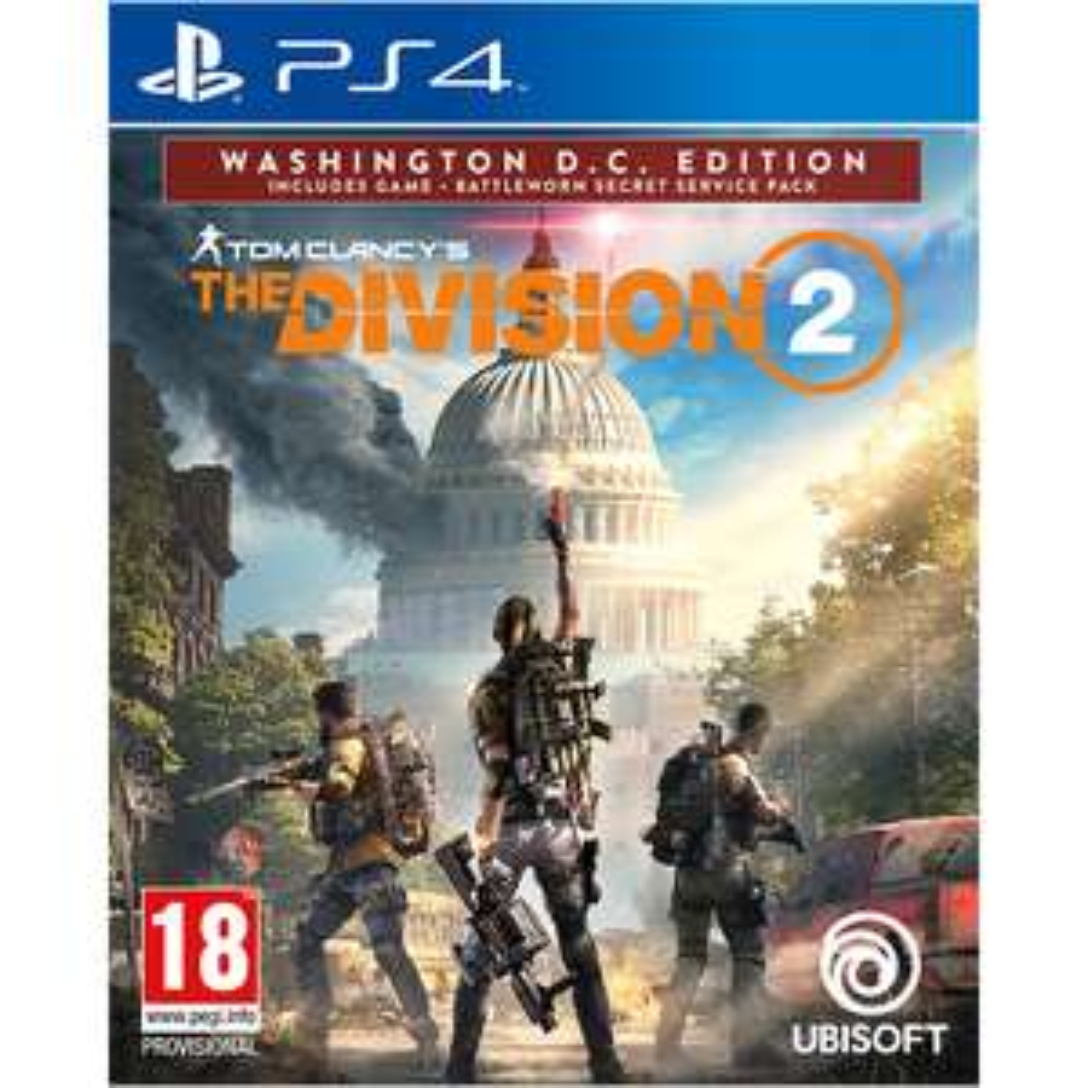 THE DIVISION 2: WASHINGTON D.C EDITION - £9.99 @ GAME