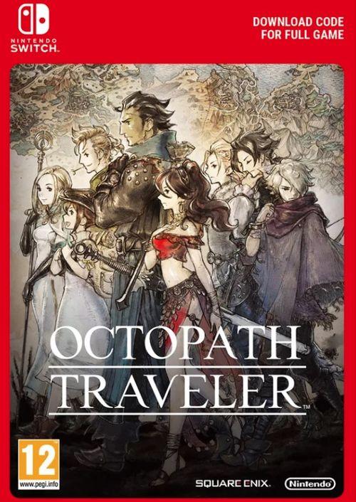 Octopath Traveler (Nintendo Switch) £29.99 @ Nintendo eShop