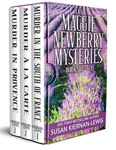 The Maggie Newberry Mysteries: Books 1,2,3 Free at Amazon Kindle