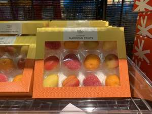 Marzipan fruits 140g £1.50 @ Marks and Spencer Sheffield