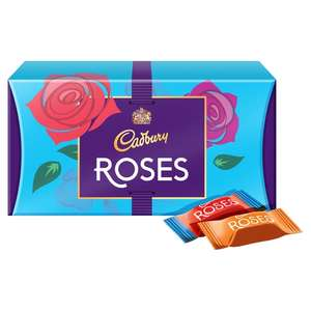 Roses 275g £1.95 @ Coop Food
