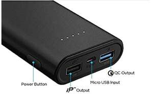 Spigen [UPGRADED] Force 20100mAh Power Bank £14.61 Prime / £19.10 Non Prime Sold by Spigen and Fulfilled by Amazon