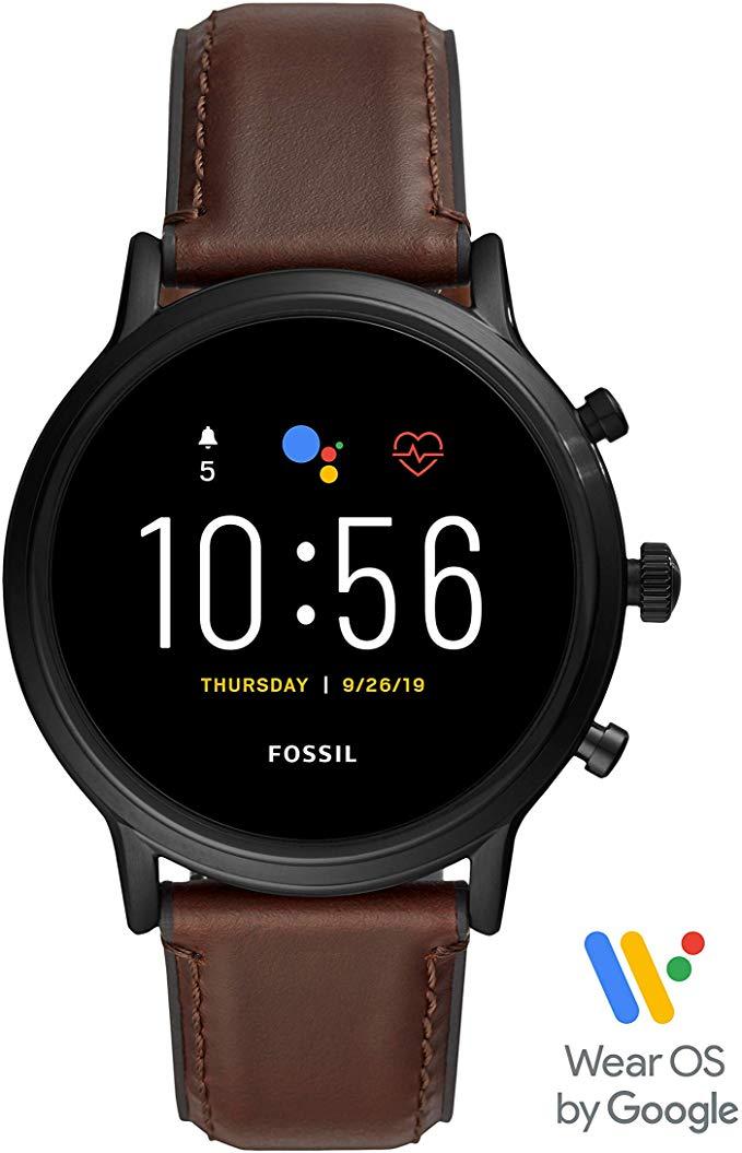 Fossil Men's Digital Touchscreen Gen.5 Smartwatch £216.67 @ Amazon