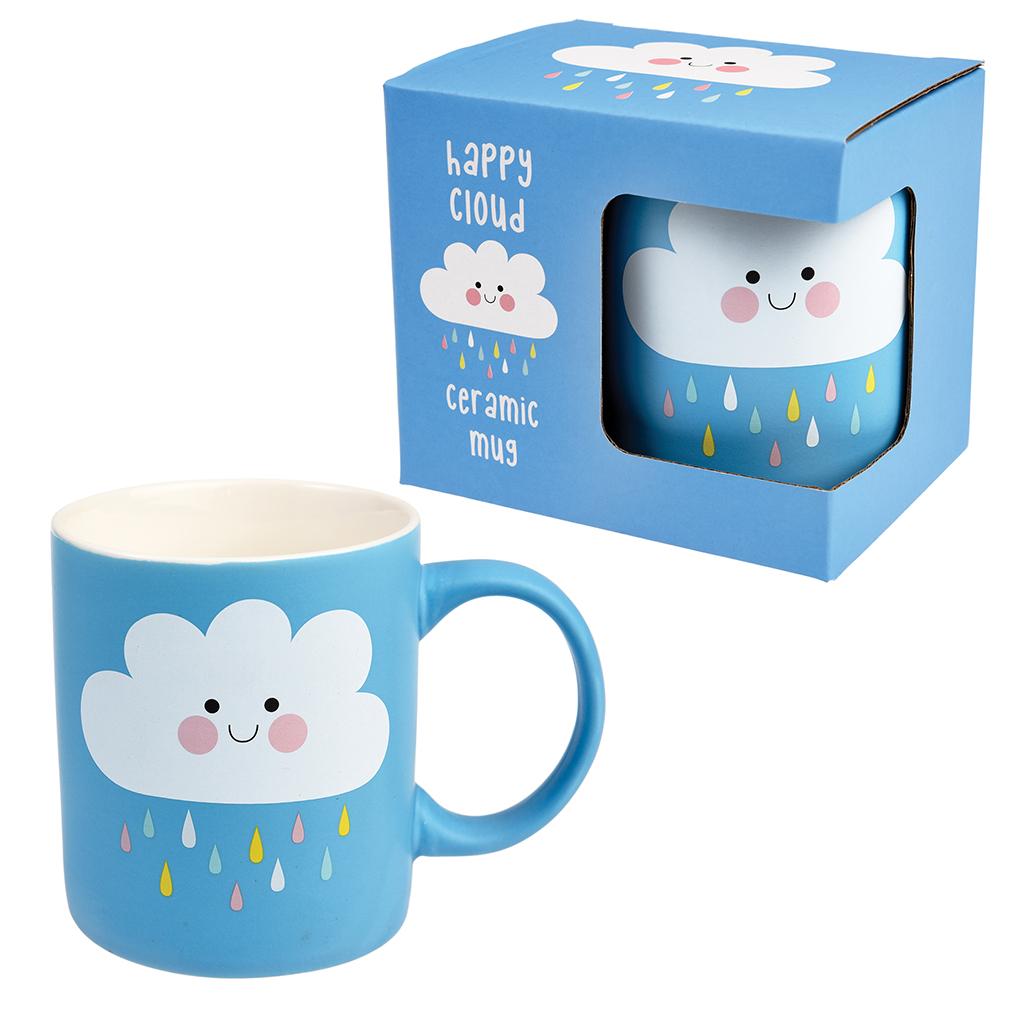 Happy Cloud Mug £1.95 @ Rex London (£3.95 P&P)