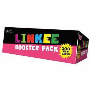 Linkee Booster Pack £5.40 @ Debenhams (Free C+C) back in stock