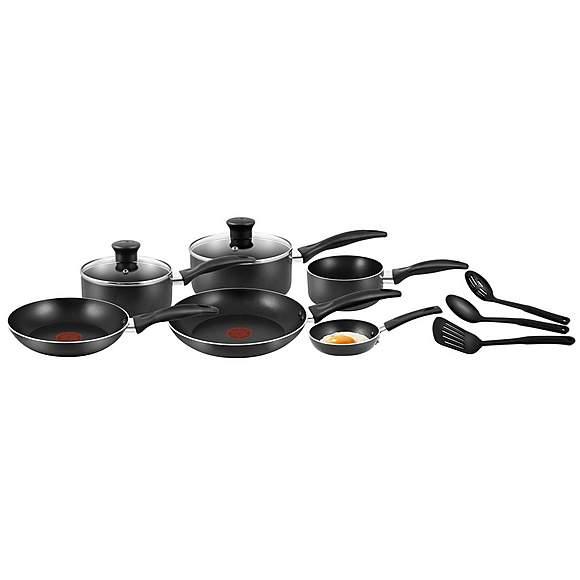 Tefal Easy Care 9 Piece Non-Stick Pan Set £32 at Dunelm