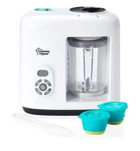 Tommee Tippee Baby Food Steam Blender - £39.99 - In Store @ Smyths (York)