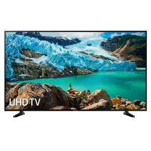 Samsung UE65RU7020 65 inch 4K Ultra HD HDR Smart LED TV with Apple TV App £529 With Code @ Richer Sounds