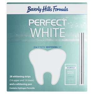 Beverly Hills Formula 2 in 1 Whitening Kit £9.99 @ Lloyds Pharmacy Free C&C + £3.95 delivery or free delivery if you spend over £35