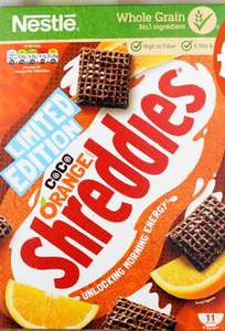 Orange Shreddies 500g £1.49 @ Heron Foods