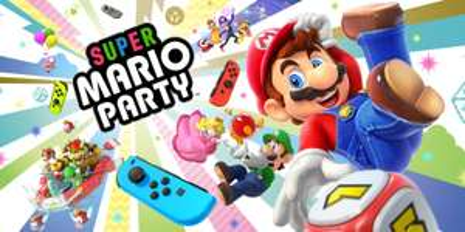 Super Mario Party for Switch £33.29 @ Nintendo eShop