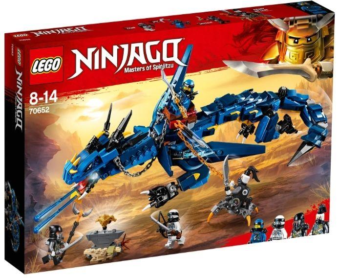 Lego Ninjago Stormbringer 70652 £15 at Sainsbury's Selly Oak