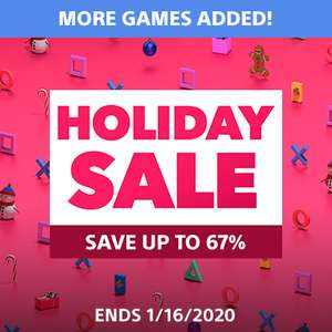 Holiday Sale Additions @ PlayStation PSN US - Persona 5 £7.59 The Golf Club 2 £4.55 Fallout 4 £6.83 Spyro + Crash Bundle £28.49 + MORE