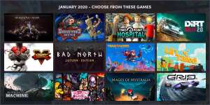 Humble Bundle January Games £9.73(Existing Sub) / £11.99 onwards (New Sub) Includes Two Point Hospital/ Dirt Rally 2.0/ Shadow Of War + more