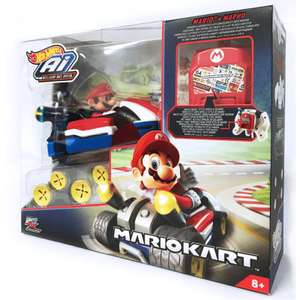 Hotwheels AI Mario & Yoshi accessory kits £10.69 for both Inc delivery at Pound Toy